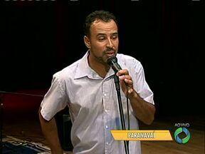 Trabalhadores soltam a voz em festival de Paranavaí - Dezessete pessoas sobem ao palco do teatro municipal neste sábado.