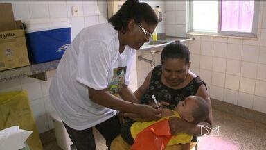 Dia D de vacinação contra a gripe em São Luís - Além dos 66 postos de saúde fixos, outros 159 locais estão oferecendo a vacina.