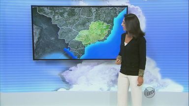 Confira a previsão do tempo para São Carlos e região neste sábado (26) - Confira a previsão do tempo para São Carlos e região neste sábado (26)
