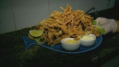 Confira receita que participa do Comida di Buteco - Evento mostra os pratos dos bares de Ribeirão Preto.