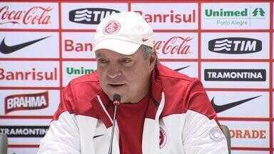 Inter quer minimizar erros cometidos em casa - Clube joga contra o Botafogo no Maracanã.