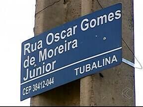 Rua que idoso morreu atropelado passa por mudanças em Uberlândia - Aposentado morreu no dia 12 deste mês no Bairro Tubalina. Moradores chegaram a fechar a rua em protesto pedindo mais segurança no local.