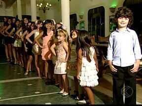 Eleição da Mini Miss Minas Gerais 2014 é neste domingo em Uberaba - Ao todo, 30 candidatas participarão do concurso. Eleição será no Cine Teatro Municipal Vera Cruz.