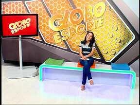 Globo Esporte - TV Integração - 26/04/2014 - Veja as notícias do esporte do programa regional da Tv Integração