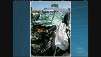 Vereador de Pesqueira morre em acidente em PE no dia do aniversário de 34 anos - Vítima colidiu com caminhão na BR-232.