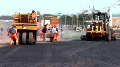 Obra de duplicação da PR-323 atrasa de novo - Trecho entre Maringá e Paiçandu era para ter sido entregue no fim do ano passado
