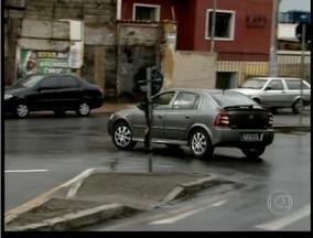 Número de infrações no trânsito de Minas Gerais cresceu mais de 200% - Excesso de velocidade lidera levantamento realizado pelo Detran.