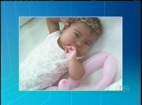 Família de criança que morreu no Paraná pede ajuda para trazer corpo para o Tocantins - Família de criança que morreu no Paraná pede ajuda para trazer corpo para o Tocantins