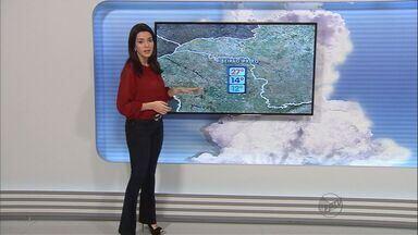Confira a previsão do tempo na região de Ribeirão Preto - Veja como fica o clima no final de semana na região