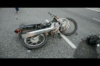 JPB2JP: Dois jovens morrem em acidente de moto na Capital - Uma das vítimas fazia aniversário neste sábado.