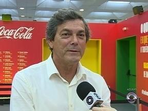 Ex-jogador Lico fala sobre chegada da Taça do Mundo a Florianópolis para exposição - Ex-jogador Lico fala sobre chegada da Taça do Mundo a Florianópolis para exposição