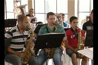 Festival reúne dezenas de grupos de músicos do Pará - Festival reúne dezenas de grupos de músicos do Pará