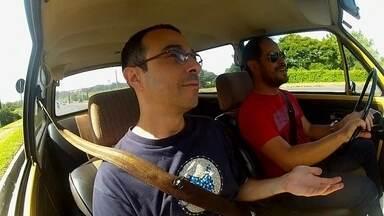 Daniel Zukko leva o ator Ricardo Pipo para dar uma volta na 'Minha Brasília' - O ator falou sobre sua relação com a cidade. Ele afirma que escolheu Brasília por ser um bom lugar para morar, pela qualidade de vida. Ricardo Pipo ainda reclamou da falta de música no Plano Piloto.
