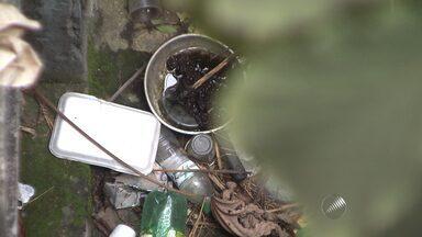 Moradores do Alto do Peru, em Salvador, reclamam de casas abandonadas no local - Segundo eles, imóveis e terrenos deixa mato, entulho e muito lixo.