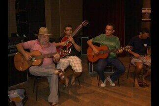 Grupo espírita faz show em Campina Grande - O grupo AME se apresenta no Teatro Severino Cabral, em Campina Grande neste sábado.