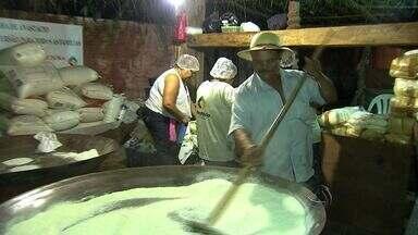 Festa da Farinha faz cidade de Anastácio receber visitantes - O produto típico do nordeste tem grande produção em Mato Grosso do Sul