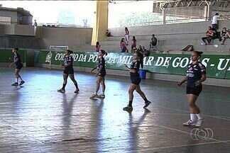 Força Atlética disputa na próxima semana a Copa Brasil de Handebol - Competição começa no dia 6 de maio, em Santa Catarina