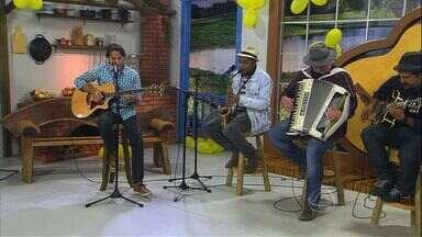 Escute a música tema do Meu Mato Grosso do Sul - Marcio de Camillo toca a música Antes do Pôr do Sol