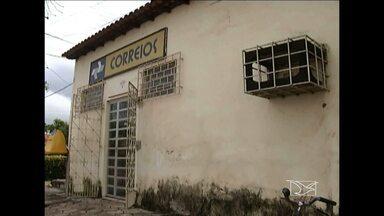 Agência dos Correios de Igarapé do meio foi alvo de uma ação ousada de bandidos - Agência dos Correios de Igarapé do meio foi alvo de uma ação ousada de bandidos.