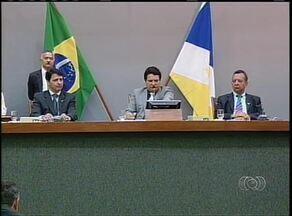 Tocantins terá terceira eleição indireta - Tocantins terá terceira eleição indireta .