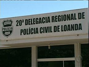 Prefeito de Loanda é preso por uso indevido de máquinas e funcionários públicos - O prefeito Flávio Accorsi foi flagrado usando máquinas e funcionários do município em uma fazenda dele.