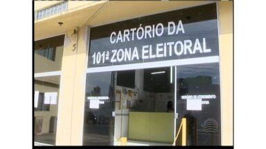 Cartórios eleitorais realizam plantão até 7 de maio - Objetivo é atender quem precisa fazer alistamento eleitoral e transferência.