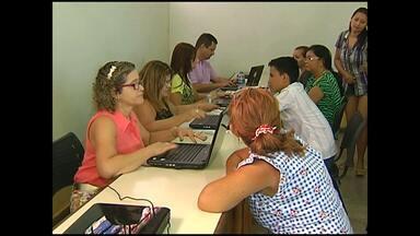 Prazo para regularização eleitoral encerra dia 7 de maio - No cartório em Santarém, a procura já aumentou.