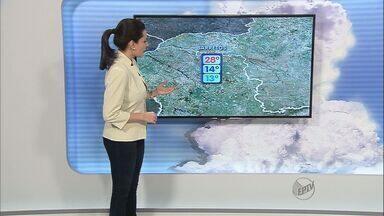 Confira a previsão do tempo para este final de semana - Veja como fica o clima na região de Ribeirão Preto neste final de semana