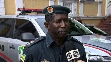 Comandante do batalhão da PM de Lagarto fala sobre operação - Comandante do batalhão da PM de Lagarto fala sobre operação