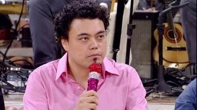 Jornalista Leonardo Sakamoto fala o que quer para o Brasil - 'Não quero mais ver trabalho escravo'