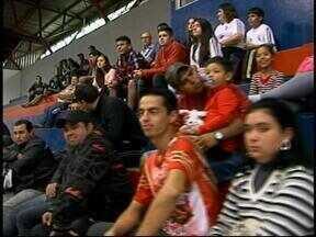 Aberta a Taça RBS de Futsal - Quatro partidas já aconteceram.