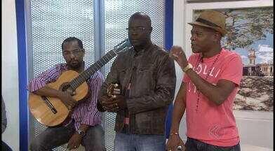 Grupo Segredo, de Juiz de Fora, lança primeiro CD - Sambistas contam como foi a elaboração do disco 'Palco da Paixão'.