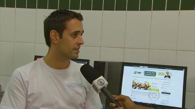 Escolas investem no uso de tecnologia e aplicativos na educação - Programador especialista no assunto esteve no Recife para mostrar estratégias dentro da sala de aula.