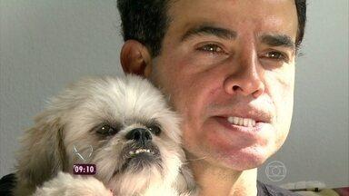 Atores mostram suas semelhanças com cães de estimação - Betty Gofman e Andreson Di Rizzi falam de seus bichinhos