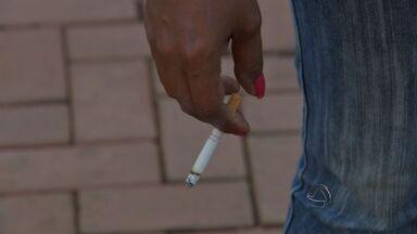 Pesquisa mostra a diminuição do número de fumantes - Pessoas que conseguiram entrar para estatísticas dos que se livraram do vício têm motivos para comemorar