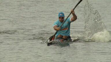 Atleta de Cascavel viaja para disputar Copa do Mundo de canoagem - Roberto Maehler vai participar de duas etapas da competição a primeira na República Tcheca e a segunda na Hungria.