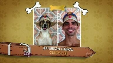 Confira fotos de donos que são a cara de seus cães - Campanha 'Cara de um, focinho de outro' recebeu muitas imagens com esta semelhança