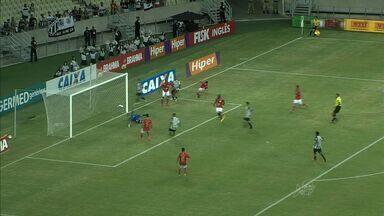 Mesmo contundido, Anderson, do Ceará acompanha as novidades do time - Confira as notícias do Alvinegro