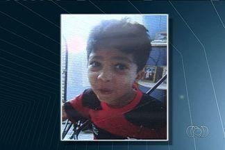 Menino de 5 anos com tumor no cérebro consegue cirurgia em Goiânia - Um menino de cinco anos, que luta contra um tumor no cérebro, conseguiu atendimento na rede pública e tem uma cirurgia agendada em Goiânia.