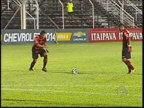 Oeste empata com Santa Cruz do Recife pela Série B - O Oeste recebeu o Santa Cruz de Recife em casa, mas nada de vitória. O jogo da série B do Campeonato Brasileiro terminou em 1 a 1.