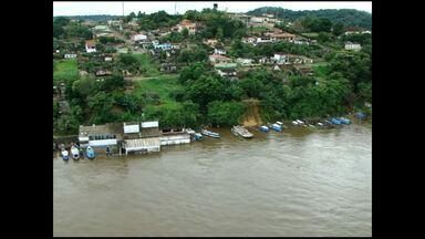 Nível dos Rios Amazonas e Tapajós subirá nos próximos dias - Com dados de subida, Defesa Civil do Estado define frentes de trabalho. Seis municípios já decretaram emergência.