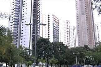 Setor da construção civil continua em desenvolvimento em Goiânia - Especialistas afirmam que o excesso de ofertas faz com que o período seja bom para se investir.