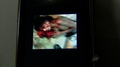 Homem suspeito de assalto é espancado em Fortaleza - Homem agredido tinha passagens pela polícia.