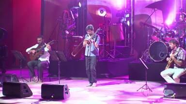 Estilos variados embalam e encantam o público do Femucic - O festival de música vai até sábado.
