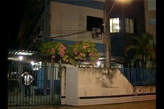 Vigilante da UEPA é baleado durante assalto à instituição, em Belém - Guarda da instituição foi baleado na cabeça e teve a arma roubada na noite da última quarta (21)