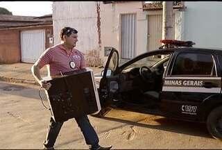 PC recupera equipamentos furtados de produtora em Montes Claros - Mulher foi presa suspeita de receptação dos objetos.