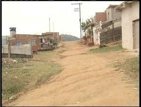 Calendário MG: Equipe de reportagem volta ao bairro Vera Cruz em Valadares - Prefeitura foi procurada para esclarecer se alguma intervenção será realizada no local.