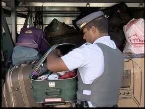 Polícia registra aumento de apreensões de drogas em ônibus - Criminosos inovam na hora de transportar os entorpecentes.