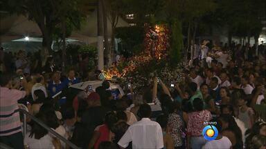 Começa hoje a festa da padroeira de Santa Rita, na Grande João Pessoa - Na cidade, católicos festejam o dia da padroeira Santa Rita de Cássia com procissão no centro da cidade.