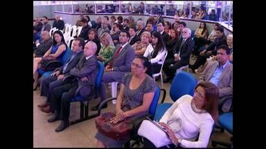 Sessão na Câmara de Vereadores comemora 35 anos da OAB em Santarém - A subseção foi criada no dia 22 de maio de 1979 e instalada no dia 7 de dezembro do mesmo ano. É a mais antiga do interior do Pará e da Amazônia.